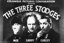 Moe, Larry and Curly / by Robert Levin