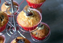 Muffins, cupcakes and soft cakes