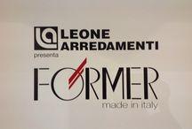Arredamenti Leone & Former Industria per l'Arredamento / Moacasa 2014