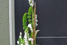Vertical Sculpture Arrangement