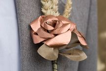 Groomsmen Pocket Flowers