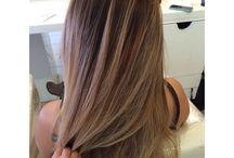 Brown hair ideas