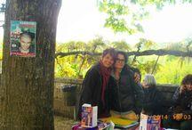 4 maggio 2014 Fraternità Romena - Una vita in sospeso / Incontro con Caterina Migliazza Catalano e Lidia Maggi Modera Massimo Orlandi  http://www.fabriziocatalano.it/domenica-4-maggio-comunita-romena-pratovecchio-cercando-fabrizio/