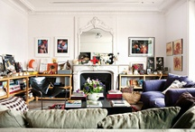 Salones / Living room / by Stilo Deco