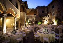 A Tuscan Wedding / A Tuscan wedding ideas.