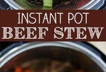 instant pot recipes & tricks
