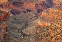 Wandelen in de Grand Canyon