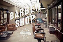 barber / Partager mon métier et trouver des idées d'intérieurs de barber shop