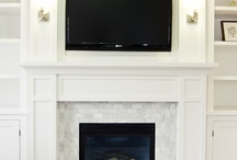 Built-ins and Mantels