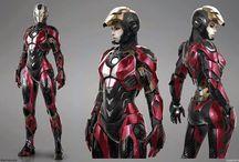 MARVEL's Superheroes