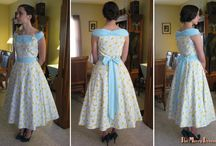 Angela Thornill: Dressmaker / Welcome to my personal board where my own dressmaking work is featured! Join me at TheMerryDressmaker.blogspot.com for more photos, articles, and resources to the wonderful world of fashion. Blessings and happy sewing!