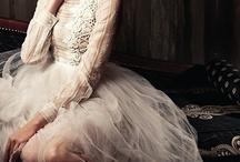 Ballet editorial fashion