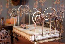Miniature 1:12 furnitures