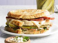 yummy sandwiches / by Mary Alice Whiteside
