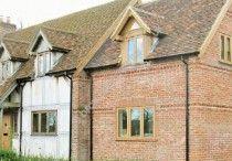 Border Oak Timber Windows / Browns Windows in Border Oak Houses