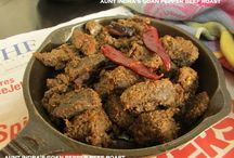 Non Vegetarian Side dishes / Yummy non vegetarian side dishes.