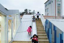 Lekeplass på tak