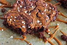 Dulce de leche / Brownies