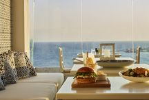 Roof Burger Bar, Grecian Sands Hotel / The art of the perfect burger! The best in Ayia Napa, Cyprus!