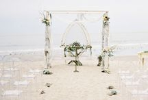 Ceremony Inspiration / Looking for the perfect set up for your Wedding day?