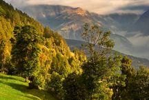 krasy švýcarska