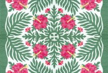 Hawaian Quilt / by Stella Lee