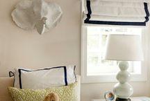 rideaux (window treatment)