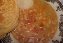 soup, soup, soup  / by Brandy Cobble