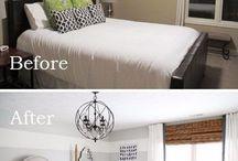 placing furniture