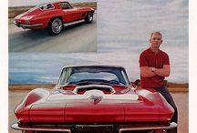 Automotive ads / . / by Robert Hunt