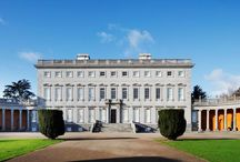 Castletown House / Castletown is Ireland's largest and earliest Palladian style house.  Built between 1722 and 1729 for William Conolly, Speaker of the Irish House of Commons and the wealthiest commoner in Ireland.