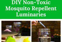 Mosquitoes repellent