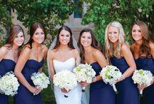 Wedding Bridesmaids and Flowergirls