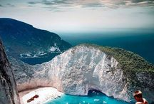Visit GREECE / Vacation, beautiful places
