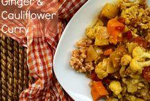 Slow Cooker/Crockpot - Vegan