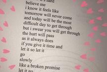 quotes & poems / here's some of my favorite quotes or poems