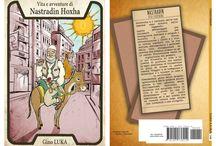 Letteratura Albanese, Gino Luka, Nastradin Hoxha