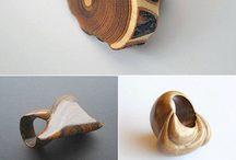 Smykker i træ