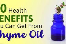 Essential oil tinctures