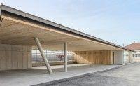 School's extension Livry-Gargan by Yoonseux Architectes