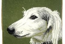 x stitch dogs
