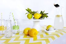 Chevron party chic! / OK I admit it .... I love chevron party supplies! Here's a few of my favourites :0)