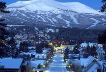Top Winter Destinations / Top Winter Destinations