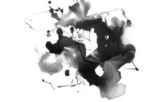 My Work on Saatchi Art / One of a kind abstract ink pieces available in my shop on Saatchi Art: https://www.saatchiart.com/anneborchardt