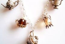 Teapot jewelry and mlnatures