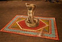 Chalk, Mural and Street Art  / by Pop Haydn