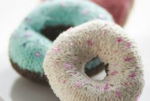 Amigurumi Food and Toys