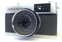 Olympus Trip35 Light seal replaced 35mm Point & Shoot Film Camera