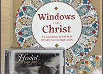 Windows Into Christ: A Coloring Book for Prayer and Meditation / Share the beauty of stained glass windows with us! Email a photo of the windows from your parish church to marketingassociate@paulinemedia.com (and tell us its name and where it's located) along with any prayer intentions you'd like to share. We're celebrating our upcoming Windows into Christ coloring book featuring the stained glass windows of Chartres Cathedral!