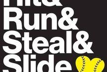 Softball⚾❤ / Softball is my life / by Alyssa Martinez